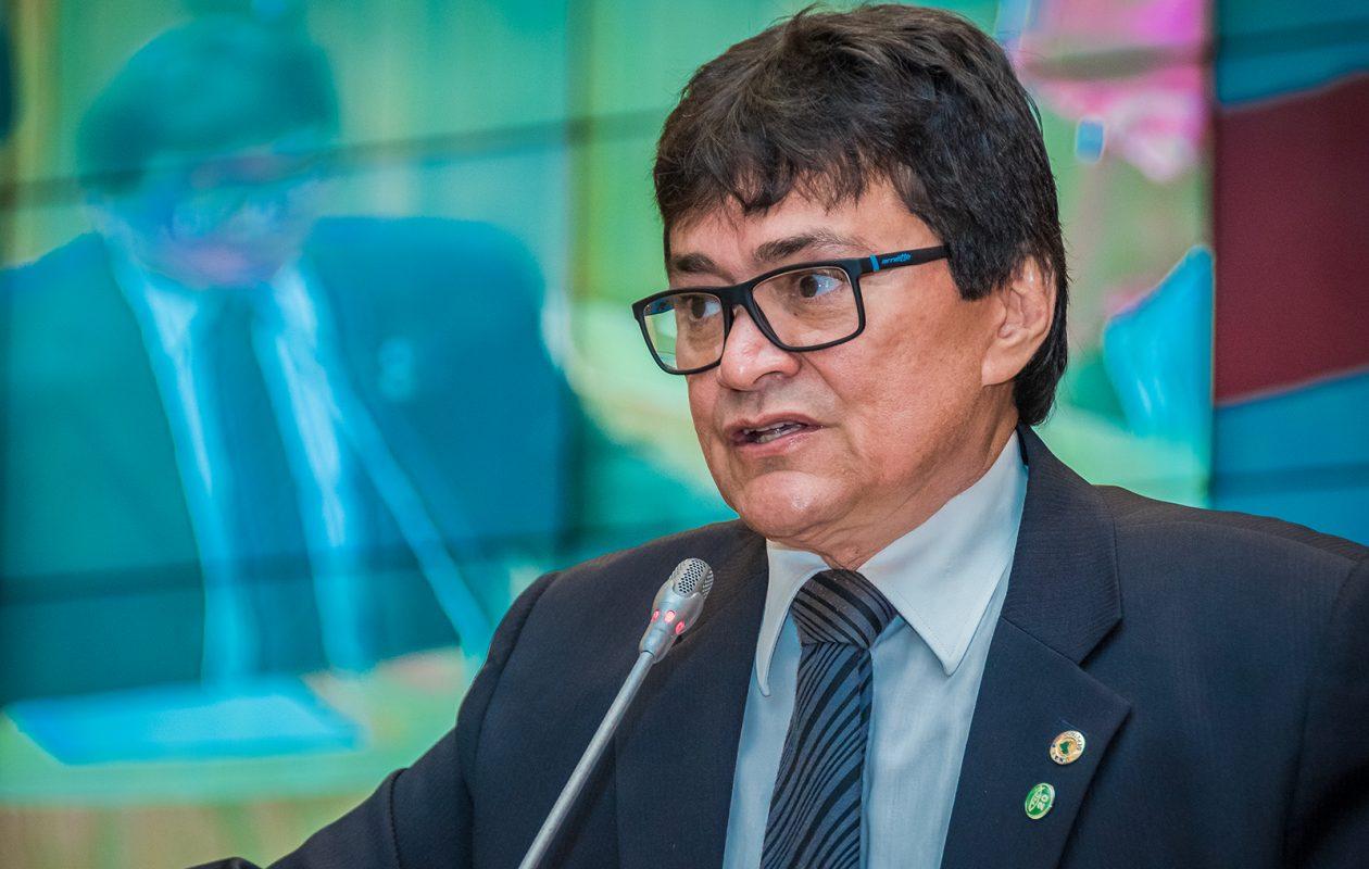 Governista denuncia paralisação de obra de R$ 11,4 milhões em Imperatriz