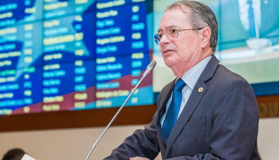 Levi Pontes perde liderança do Blocão para o suplente Rafael Leitoa