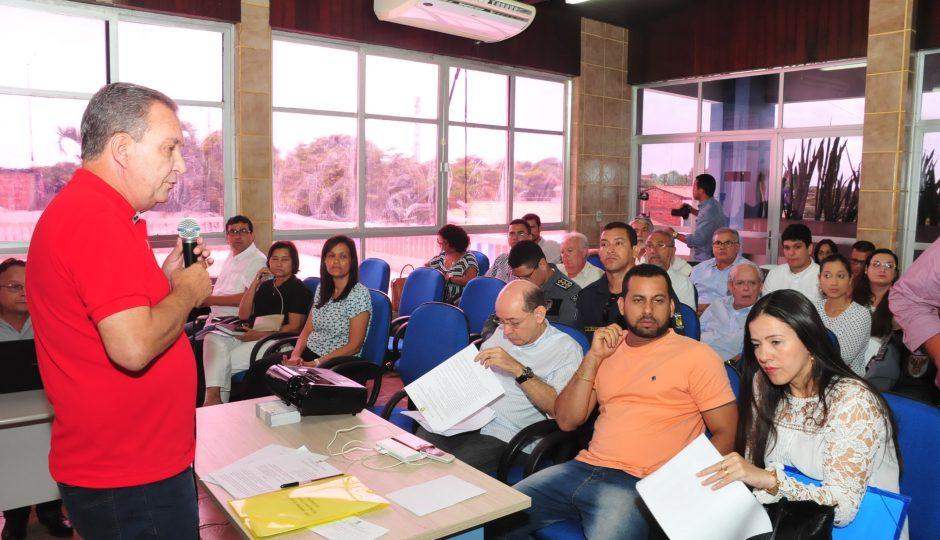 Prefeitura de Ribamar apresenta planejamento do Carnaval e Lava Pratos 2017