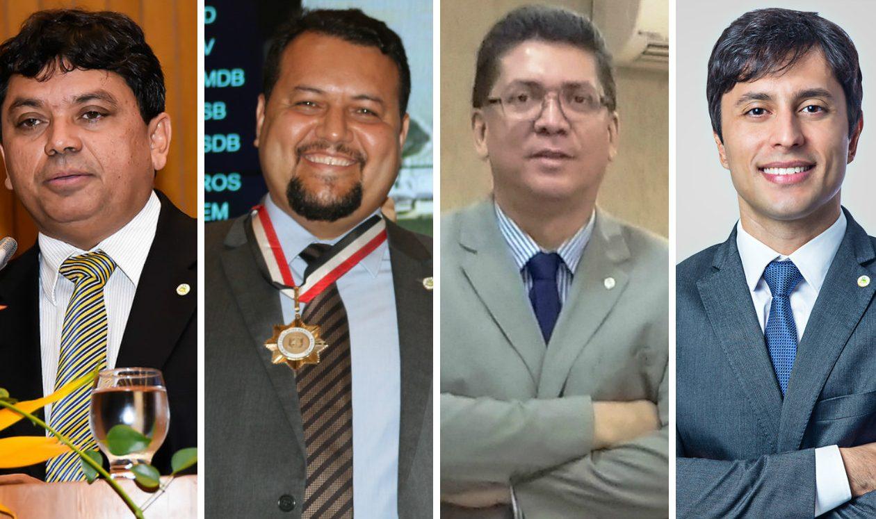 Secretários-candidatos movimentarão mais de R$ 4 bilhões em 2017