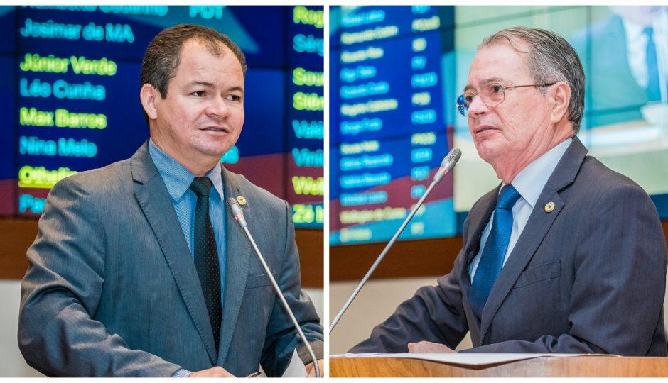 PDT e PCdoB brigam pela liderança do Blocão na AL-MA