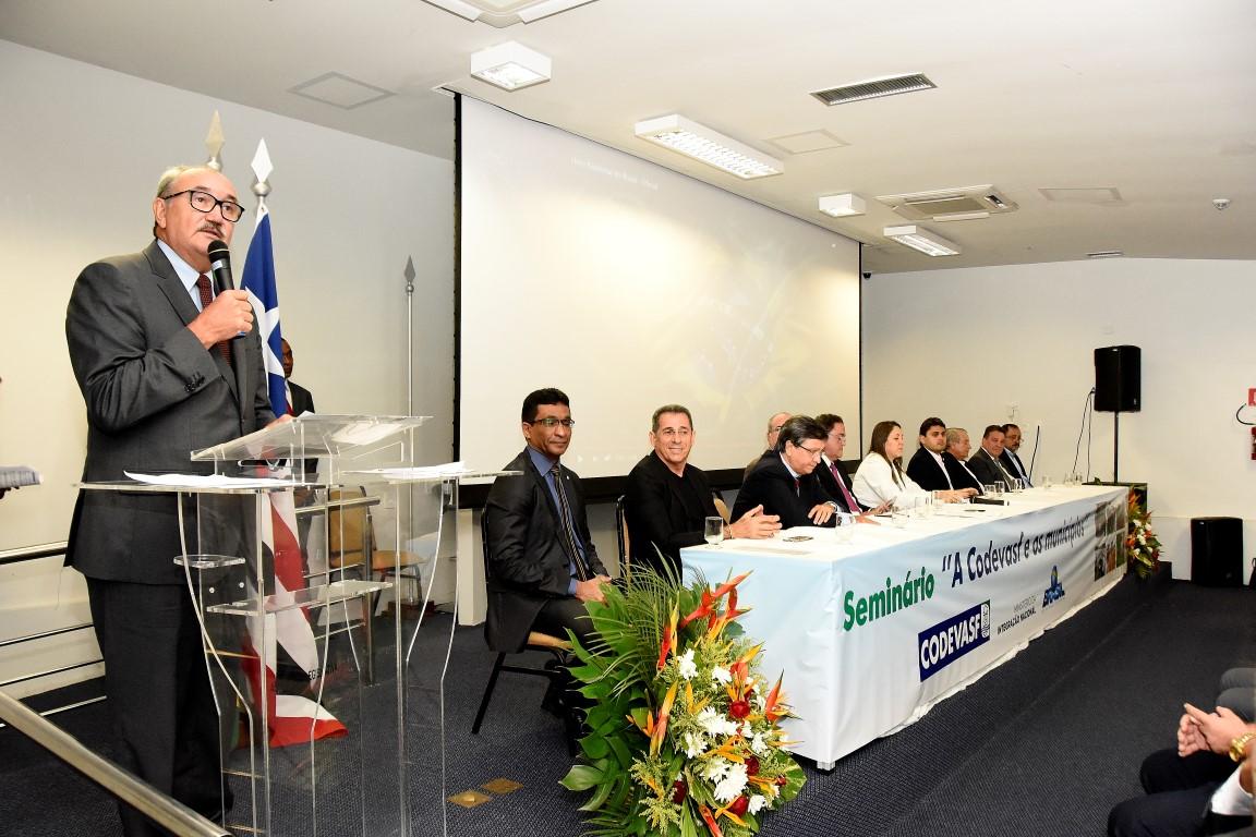 César Pires destaca investimentos da Codevasf no Maranhão