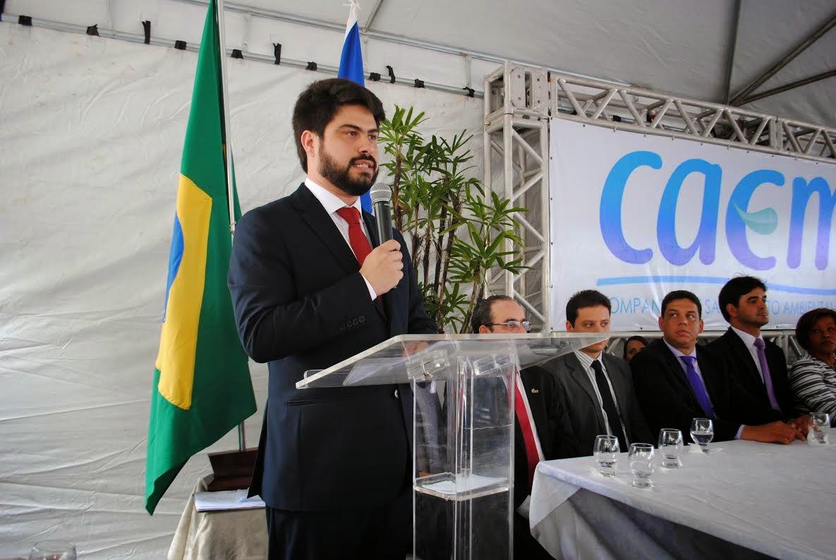 Promotoria investiga contratação irregular da Caema em São Mateus