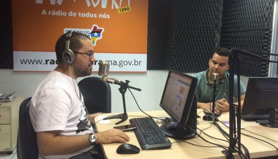 Diego Galdino joga contra o governo Flávio Dino em entrevista à Timbira