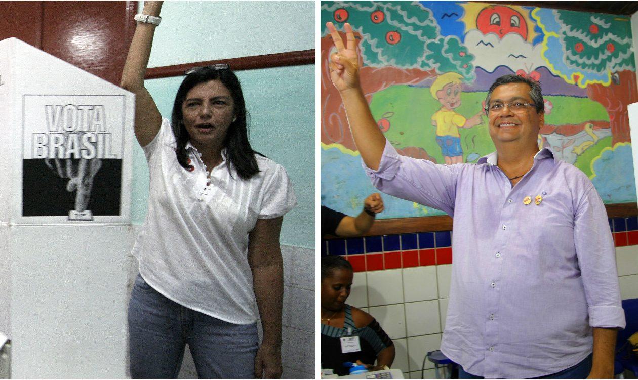 Após oito anos, Roseana e Dino voltarão a se enfrentar nas urnas