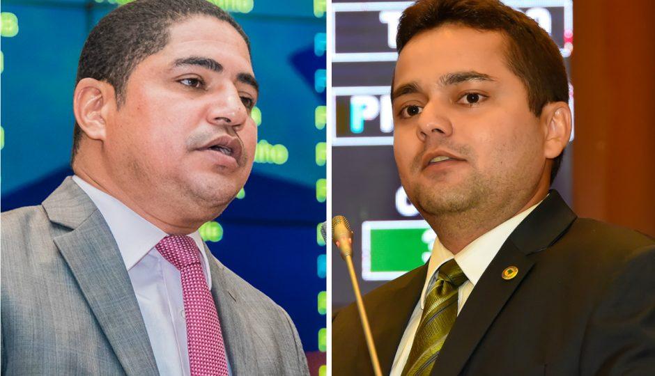 Zé Inácio e Ricardo Rios barram pedido de informações a Clayton Noleto