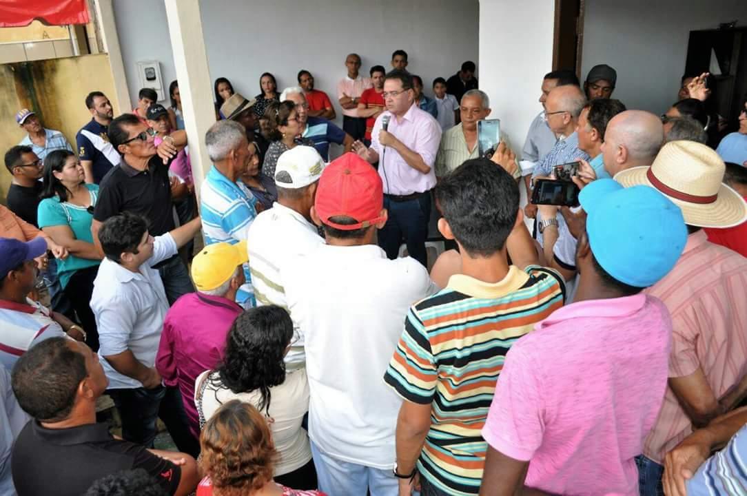 Roberto Rocha visita municípios que serão beneficiados com obras