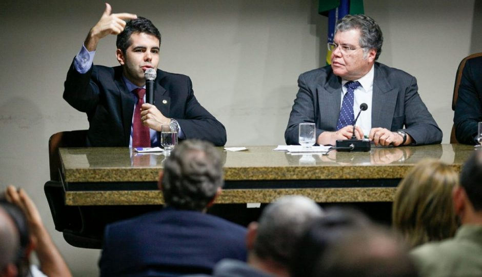 """""""O turismo é aliado da preservação dos parques nacionais"""", diz Adriano Sarney"""