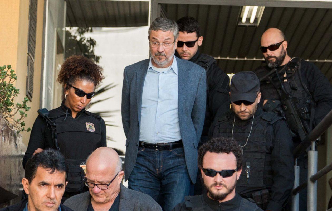 STJ mantém prisão preventiva do ex-ministro Antonio Palocci