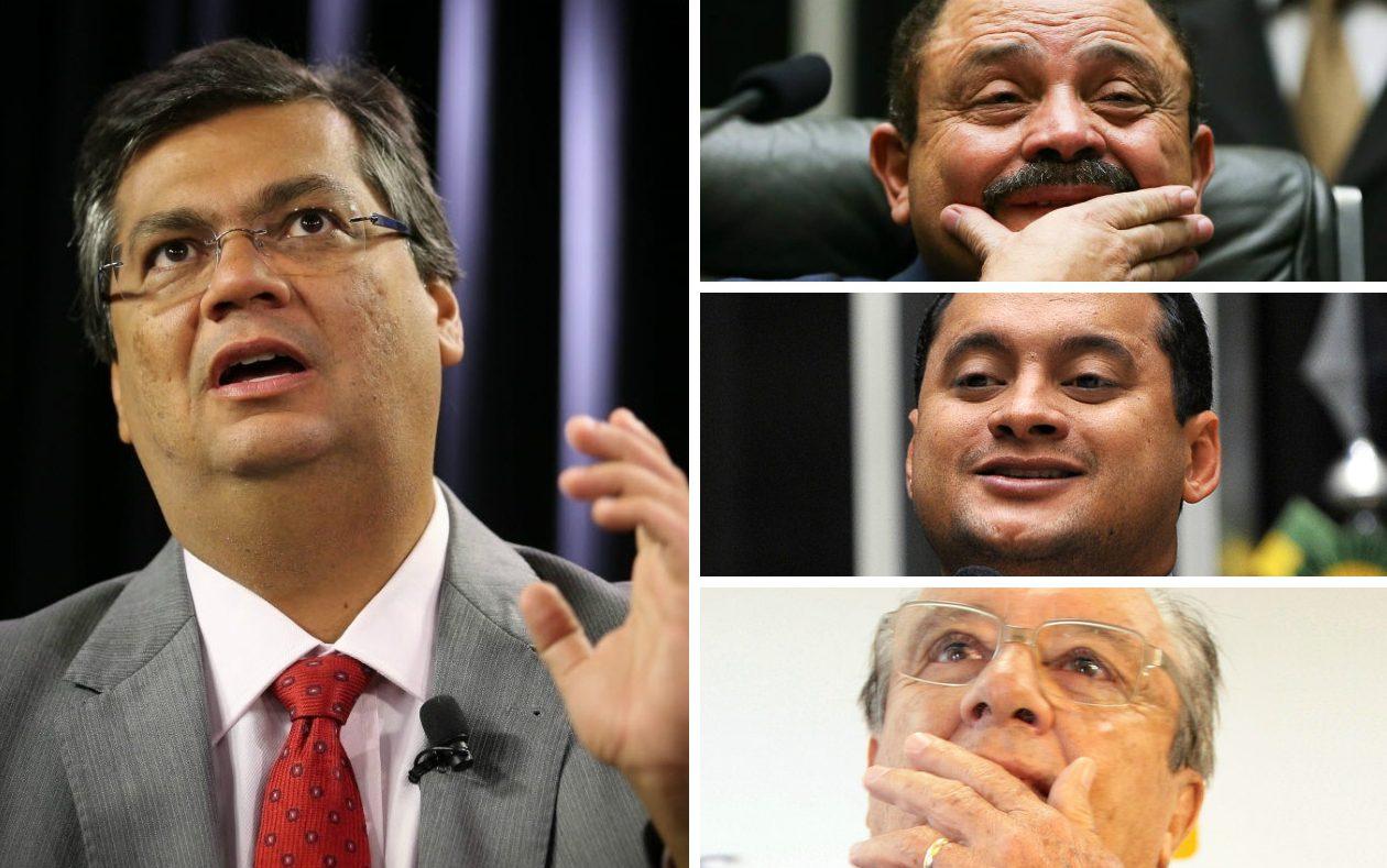 Possível chapa majoritária de Flávio Dino está atolada em escândalos de corrupção