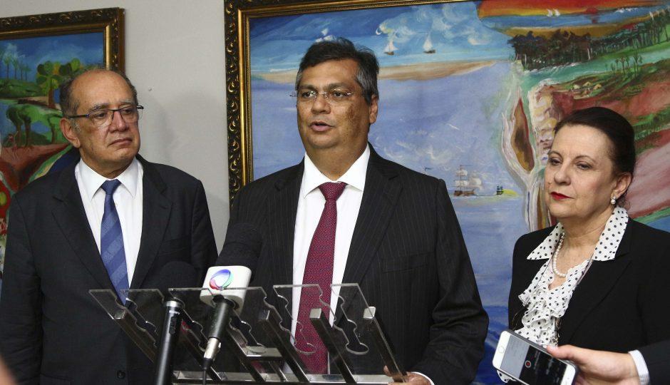 Governo Flávio Dino já repassou mais de R$ 1,4 milhão a faculdade de Gilmar Mendes