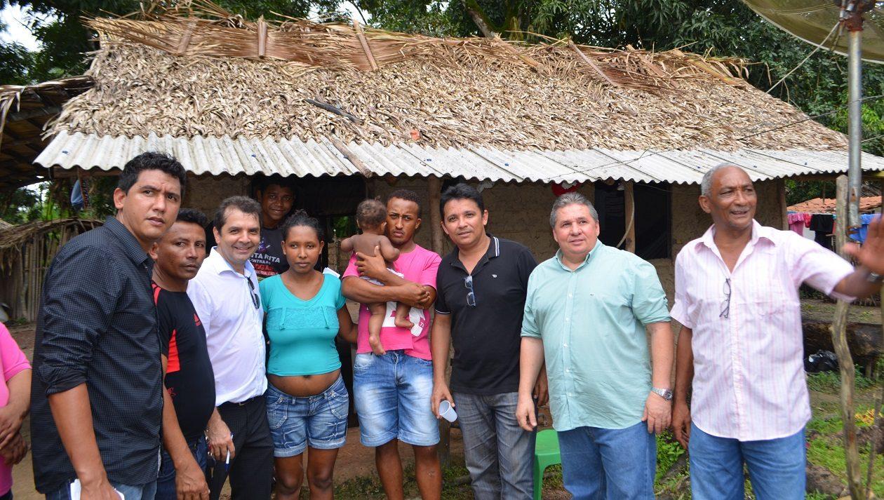 """Hilton Gonçalo retoma programa de habitação """"Nossa Casa"""" em Santa Rita"""