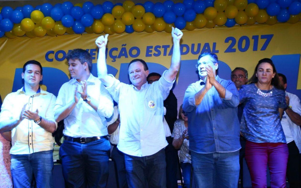 Flávio Dino ignora Zé Reinaldo e Tema e prestigia Carlos Brandão