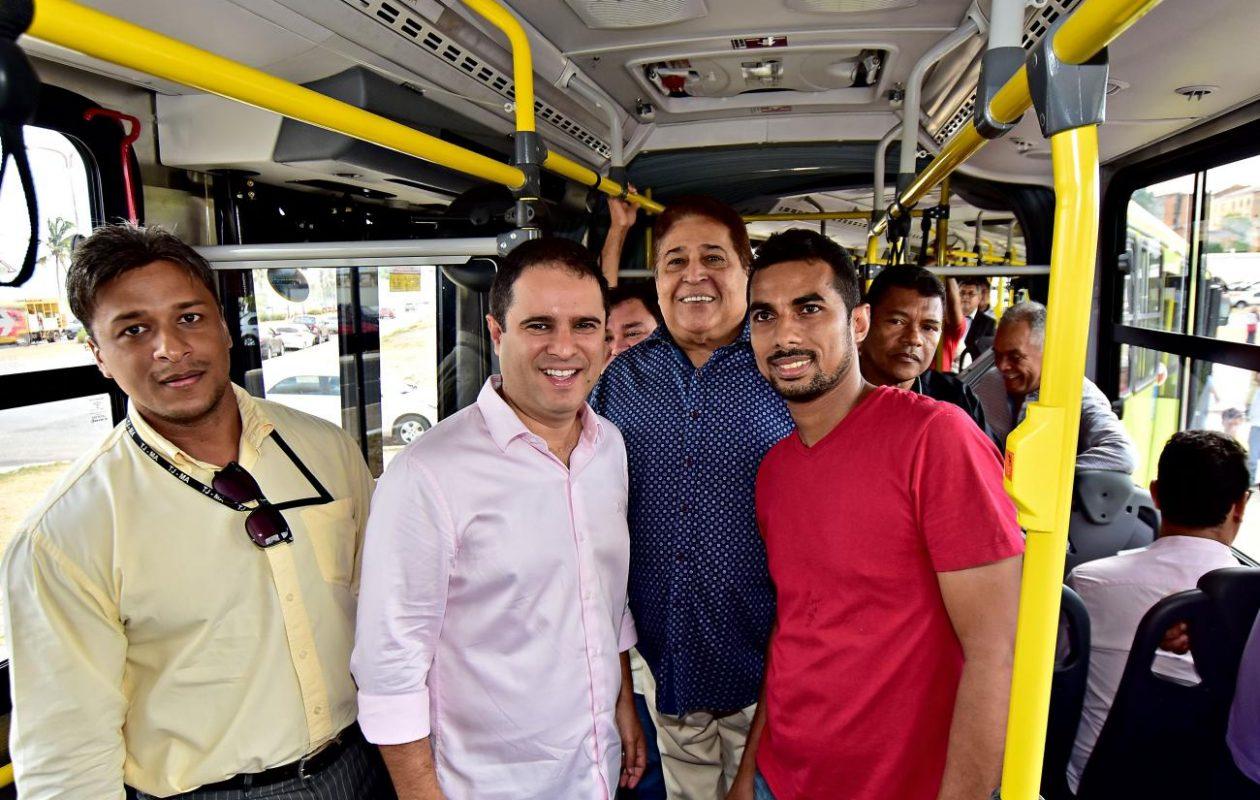 Prefeitura prepara anúncio de aumento da passagem de ônibus em São Luís