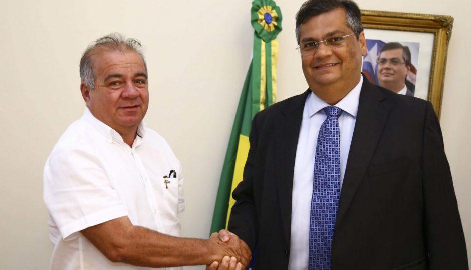 Flávio Dino coopta aliados de Roberto Rocha