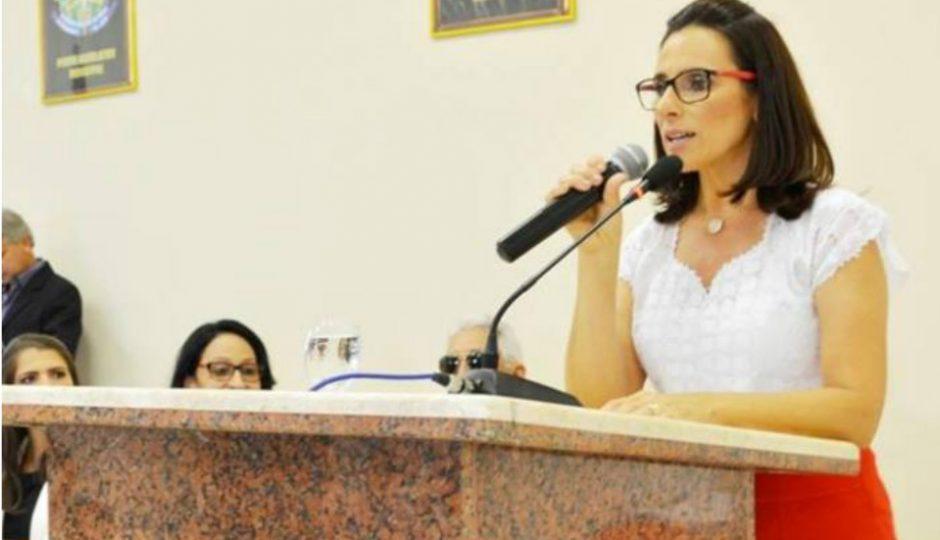 Gilvana do Zé Mário é investigada por contratar empresa ligada a vereador
