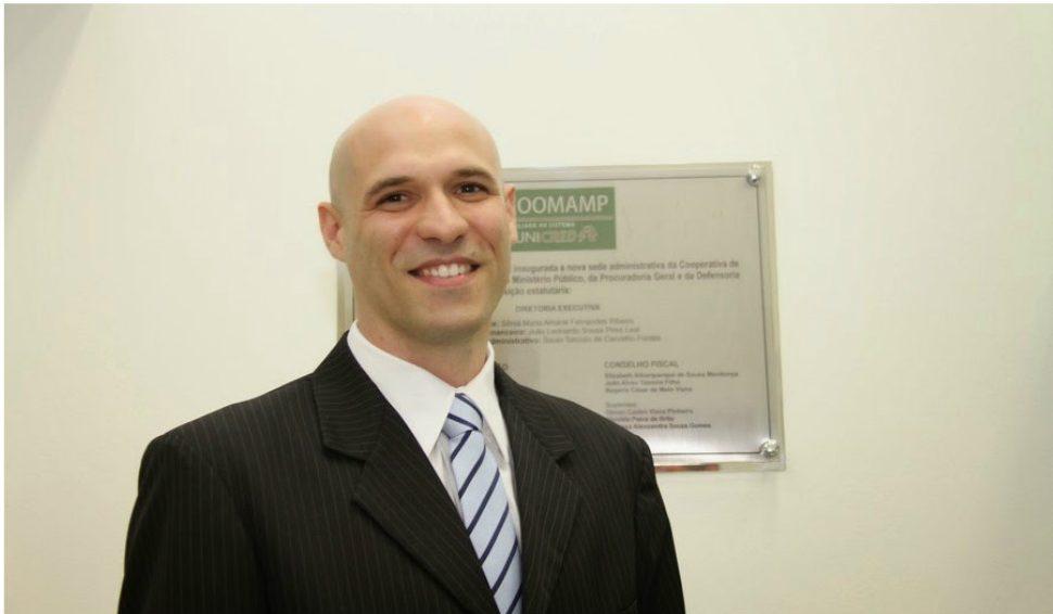 Jairo Cavalcanti é o novo procurador-chefe do MPC