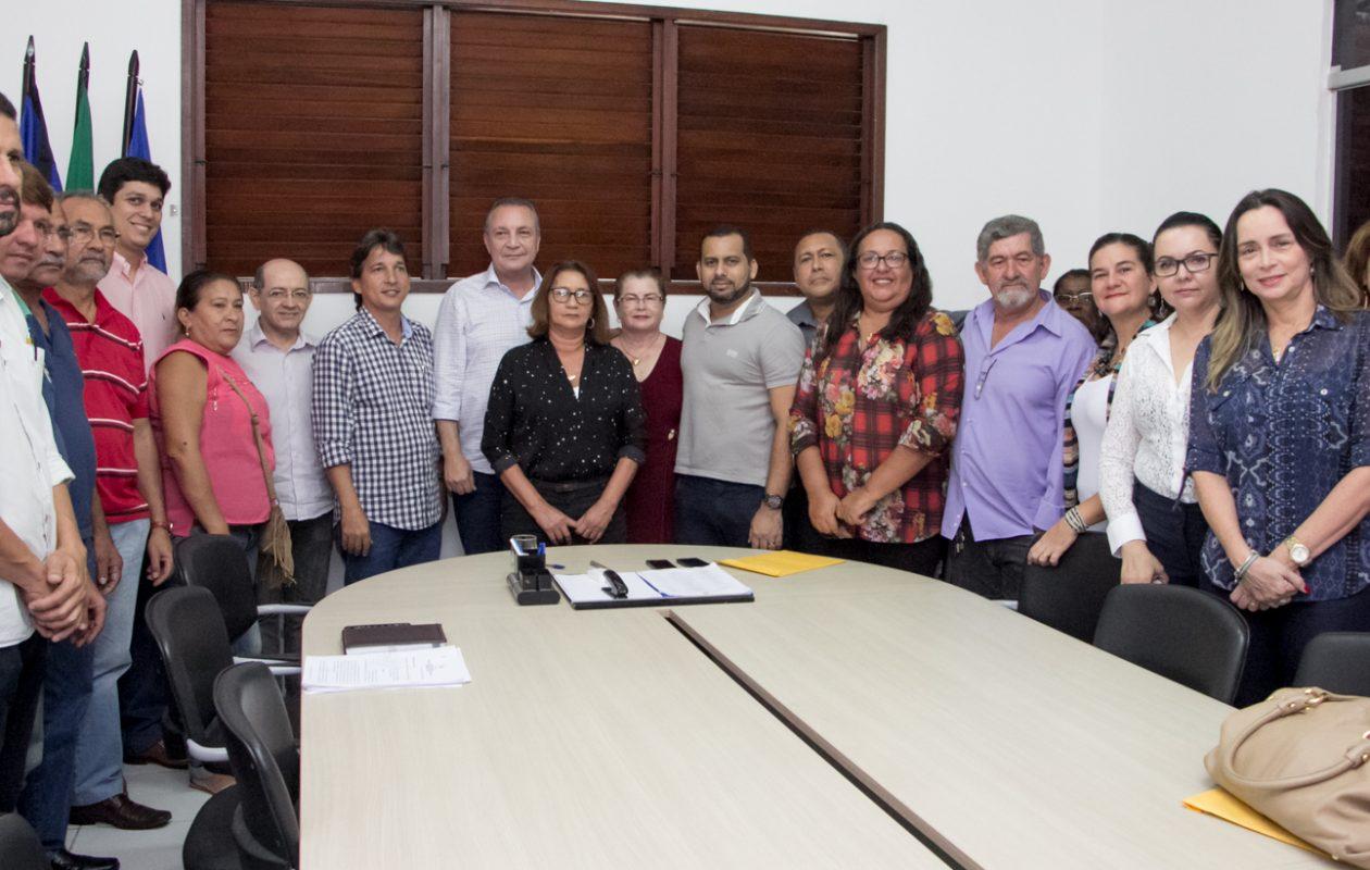 Conselho Municipal do Ambiente toma posse em São José de Ribamar