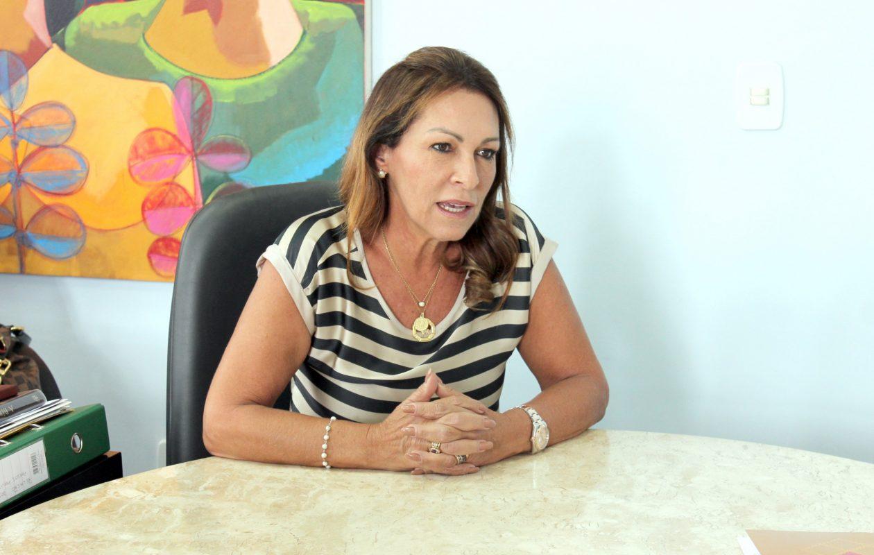 Covid-19: Nelma manda presos por não pagar pensão para regime domiciliar