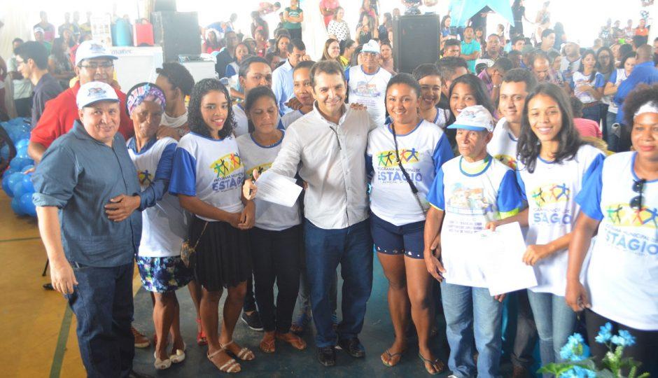 Prefeitura de Santa Rita lança o programa Estágio Profissional