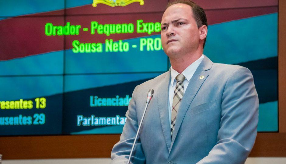 Sousa Neto quer ouvir Lula e Alana Coelho sobre suposto emprego fantasma