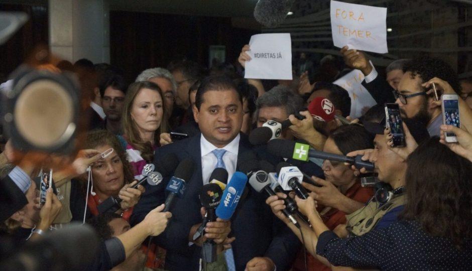 Deputado do MA que prega impeachment de Temer é réu no STF por peculato