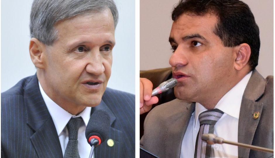 Aluísio Mendes denuncia Maranhãozinho por suposta falsificação de documentos