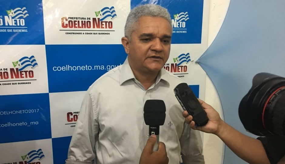 Gestão Américo, em Coelho Neto, abre licitação suspeita de R$ 1,4 milhão