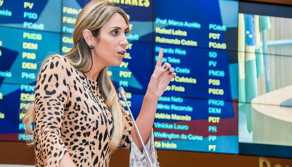 Apoio de Andréa Murad à CPI da Saúde enquadra o Palácio dos Leões