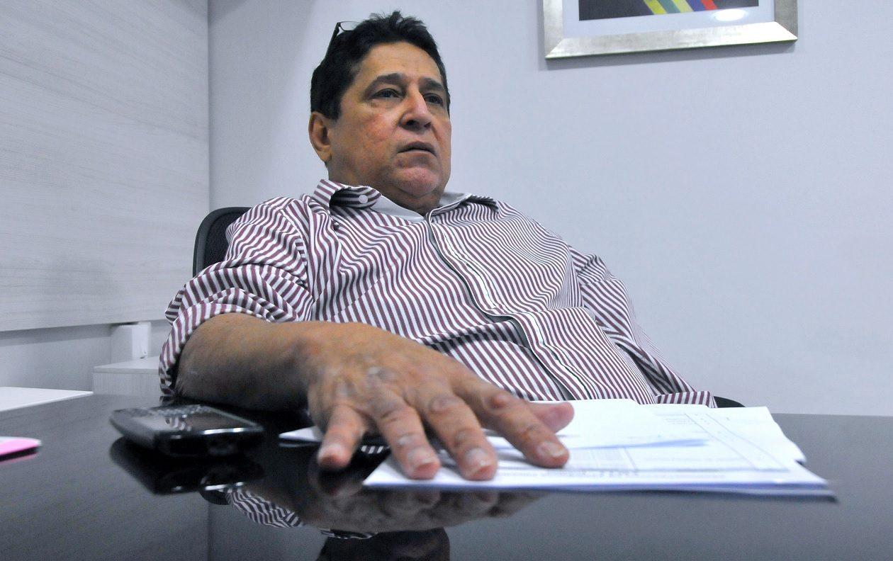 Canindé Barros terá de explicar ao MP apreensão de carro de idosa