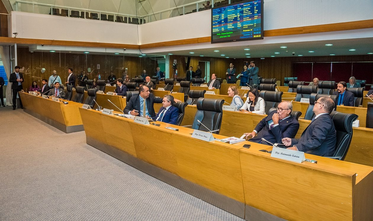 Deputados evitam comentar operações da PF envolvendo o Governo no MA