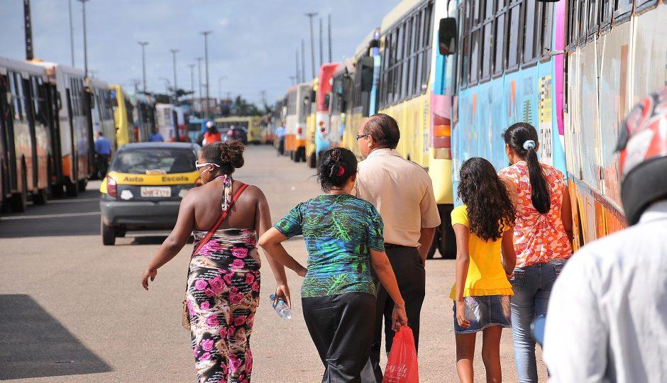 Paralisação do transporte coletivo em São Luís atingirá 765 mil usuários