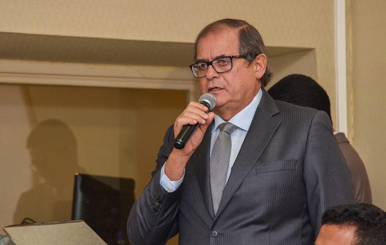 MP pede indisponibilidade de bens de Humberto Coutinho