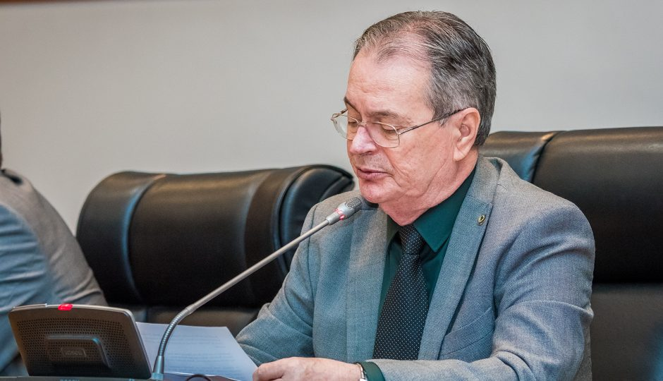 Pedido de cassação de Levi Pontes será decidido pelo Plenário