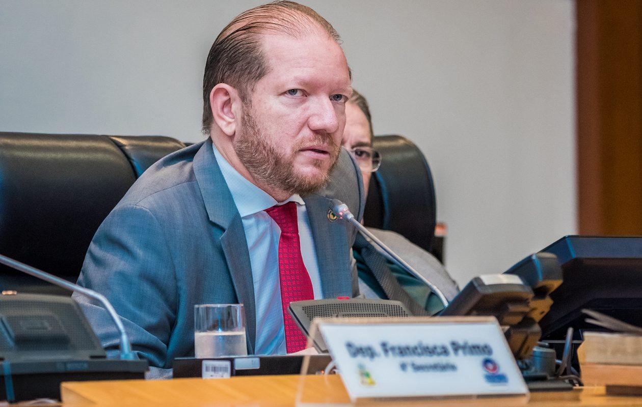 Processo criminal contra Othelino está fora da pauta do TJ desde maio