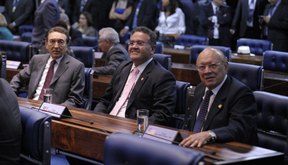 Roberto Rocha é o senador do Maranhão que mais gasta com gabinete