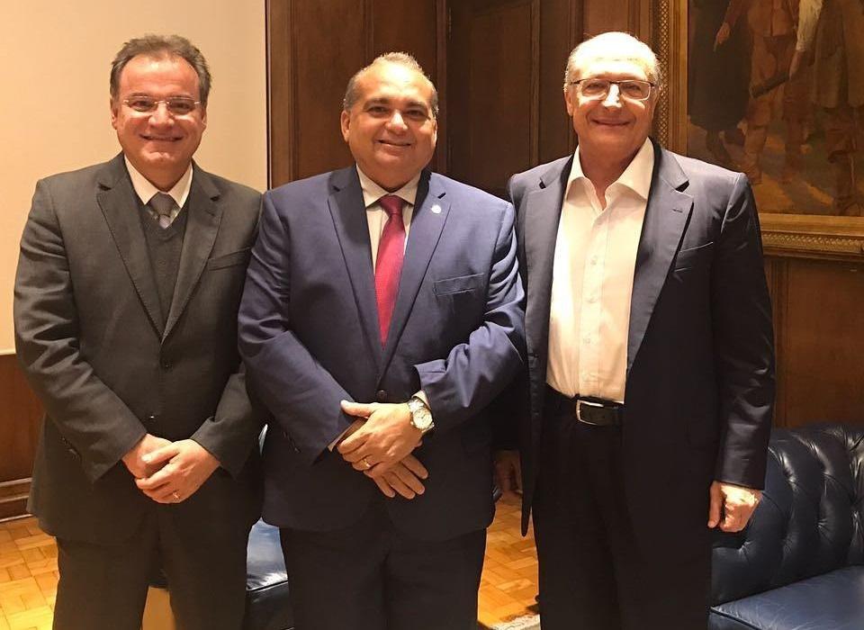 Após visita a Alckmin, Fábio Braga terá encontro com lideranças do PSDB do PA