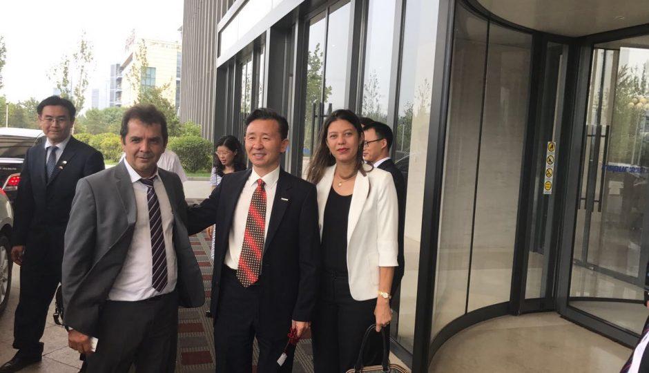 Hilton Gonçalo quer trazer ideias bem sucedidas da China para Santa Rita