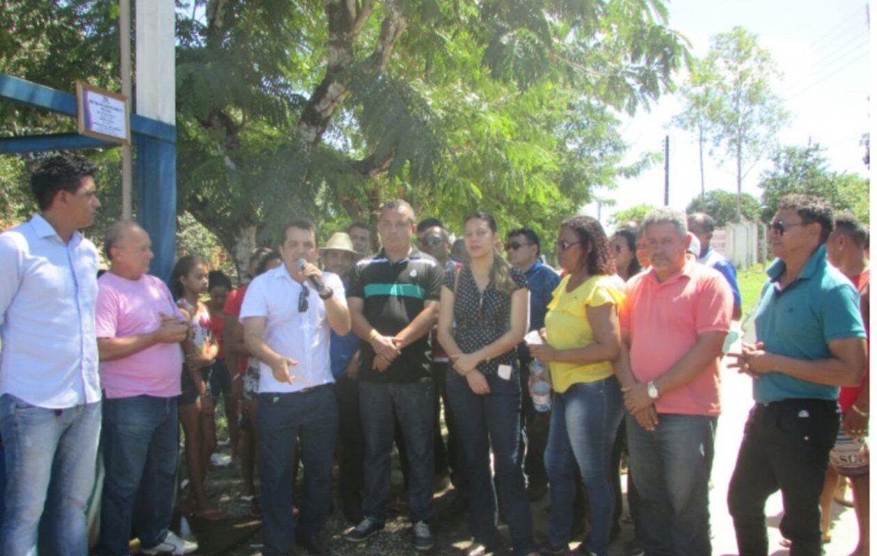 Hilton Gonçalo faz maratona de inauguração em Santa Rita