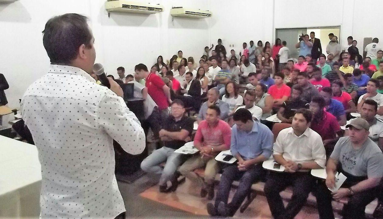 Caravana ID Jovem chega ao município de Caxias