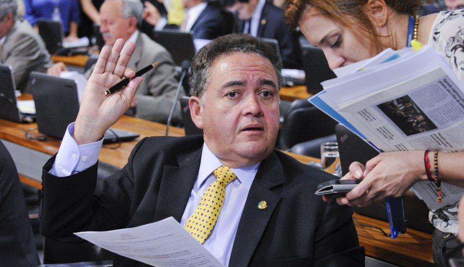 No Senado pelo MA, apenas Roberto Rocha gasta com divulgação do mandato
