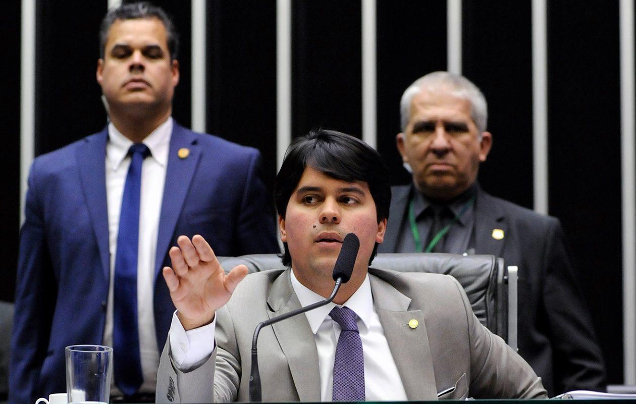 Fufuca dará prosseguimento se nova denúncia contra Temer chegar à Câmara