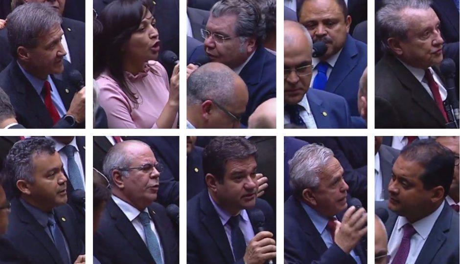 Saiba o que justificou cada deputado do MA na votação da denúncia contra Temer