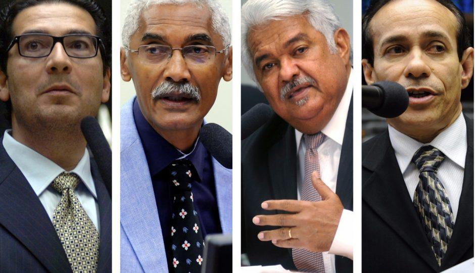 MPF denuncia quatro ex-deputados do Maranhão por farra das passagens