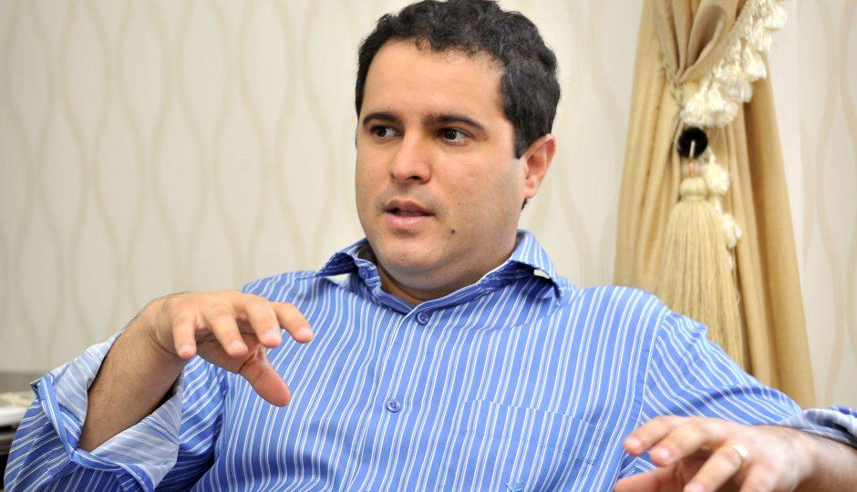 CMSL aprova orçamento de R$ 3,1 bilhões para Edivaldo em 2019