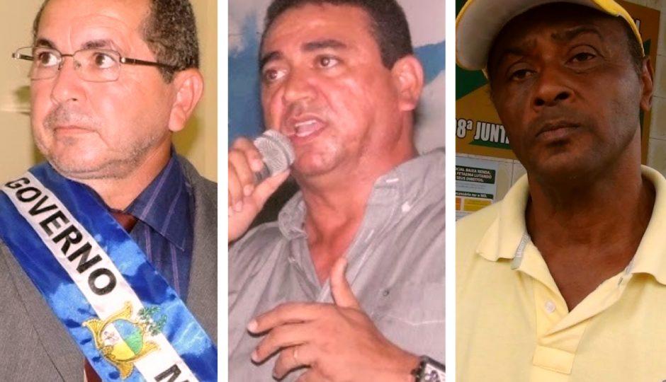 MPF aciona Edivan Costa, Amarildo e Fabrício Júnior por escamoteio de R$ 8,5 milhões