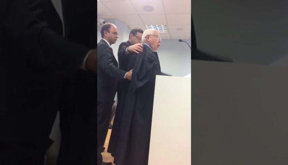 Advogado acusa desembargador de pedir R$ 700 mil de propina