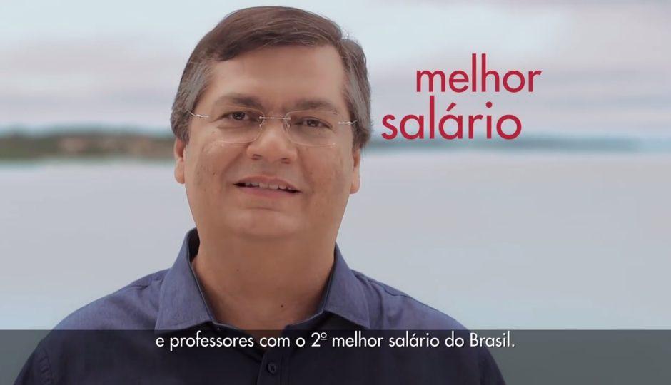 MPE representa Flávio Dino no TSE por promoção pessoal