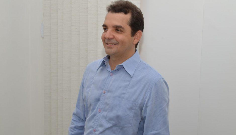 Hilton Gonçalo se movimenta de olho nas eleições de 2018