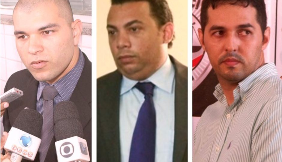 Justiça marca oitivas em ação contra Pedro Meireles, Ronaldo Ribeiro e Gláucio Alencar